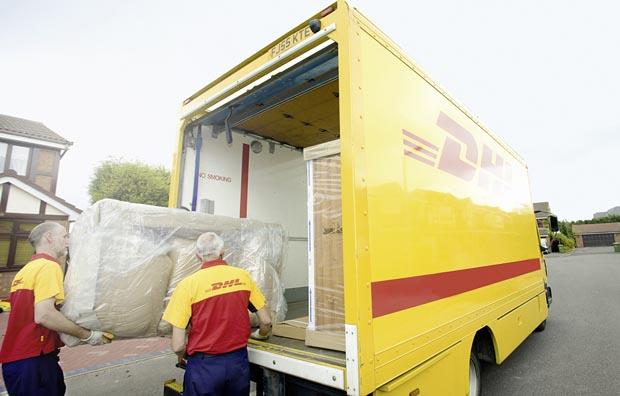 DHL baut ab sofort auch Küchen auf