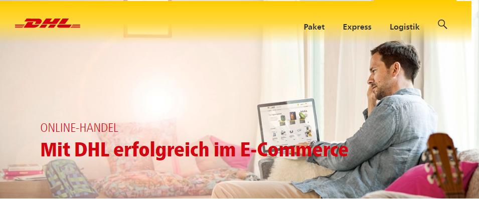 Mit DHL erfolgreich im E-Commerce